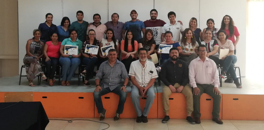 Clausura de Curso Programa Integral de Desarrollo de Personal